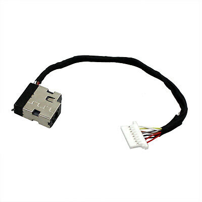 New For HP ProBook 450 G5 455 G5 470 G5 AC DC IN Power Jack Harness With CABLE
