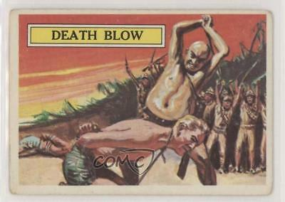 1965 Topps Battle: The Story of World War II #39 Death Blow Non-Sports Card 0s4