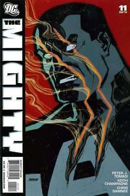 Mighty #11 in Near Mint + condition. DC comics [*l6]