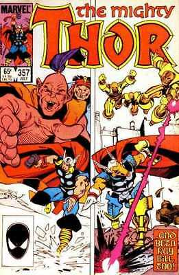 Thor (1966 series) #357 in Very Fine condition. Marvel comics [*oo]