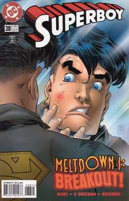 Superboy (1994 series) #38 in Near Mint minus condition. DC comics [*a5]