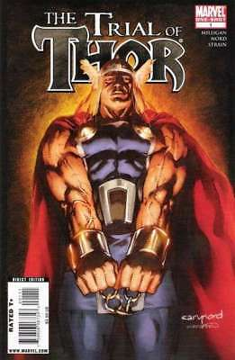 Thor (2009 series) The Trial of Thor #1 in VF condition. Marvel comics [*ud]