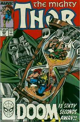 Thor (1966 series) #409 in Very Fine condition. Marvel comics [*2f]