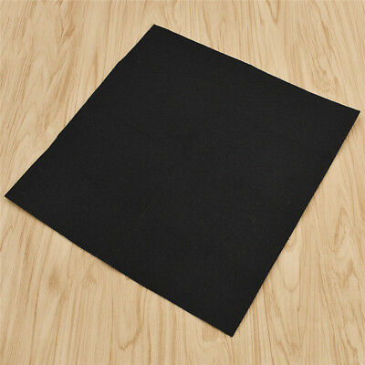 Metalworking Chemical Carbon Fiber Felt Welding Blanket Cloth 0.3x0.3m Parts