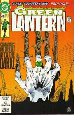 Green Lantern (1990 series) #32 in Near Mint condition. DC comics [*er]