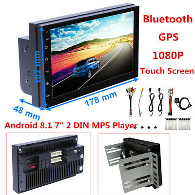 "universal 7 "" 2din android 8 1 car radio gps navigation audio stereouniversal 7 \"" 2din android 8 1 car radio gps navigation audio stereo mp5 player"