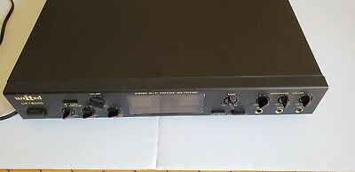 United Uk-8000 Stereo Hi-fi Karaoke Multiplexer, Black, In good condition.