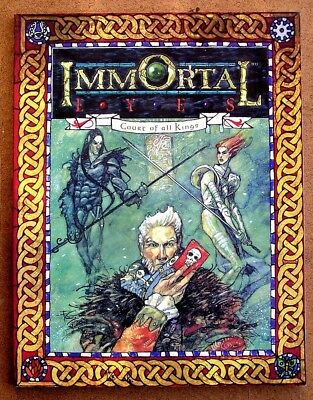 IMMORTAL EYES COURT OF ALL KINGS  FOR CHANGELING: THE DREAMING 1ed. 1997