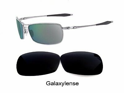3d7843a62b Galaxy Replacement Lenses For Oakley Crosshair 2.0 Sunglasses Black  Polarized