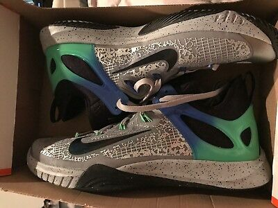 big sale 6f7d0 4dc7a New Nike Mens Zoom HyperRev 2015 All Star Basketball Shoes 744700-903 Size  14