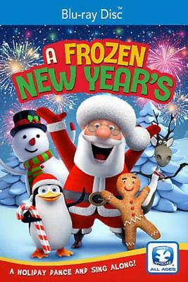 Frozen New Year's New Blu-Ray Disc