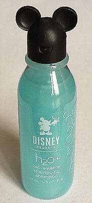Prl) Disney Resorts H2O Plus Mickey Shampoo Bagno Bath Shampoing Collection