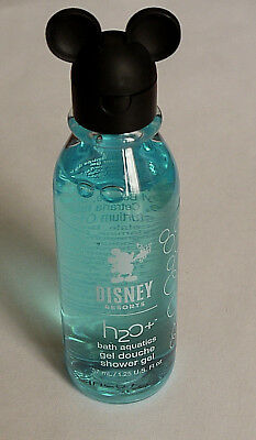 Prl) Disney H2O Plus Mickey Bagno Doccia Bath Gel Douche Shower Gel Collection