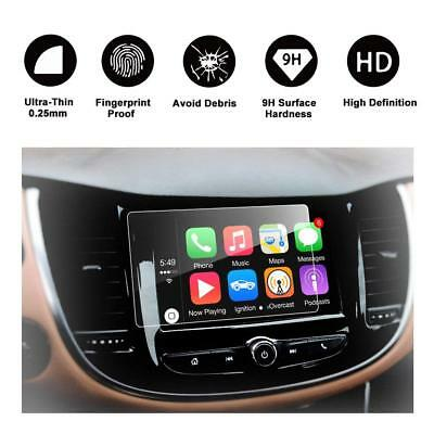 RUIYA TEMPERED GLASS Protector for 2017 2018 Trax MyLink 7In In-Dash Navigation
