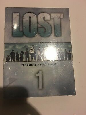 LOST (Season 1) The Complete First Season DVD Boxed Set Brand New & Sealed