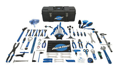 Park Tool PK-3 Professional Mechanic Bicycle Tool Kit 70 Pieces with Tool Box