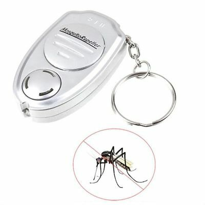 Portable Keychain Electronic Ultrasonic Pest Mice Fly Insect Mosquito Repeller