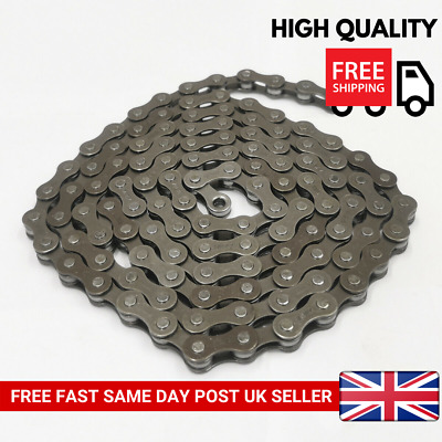 Universal Bicycle Mountain Bike Cycle Chains 5/6/7 Speed Gear Link 116