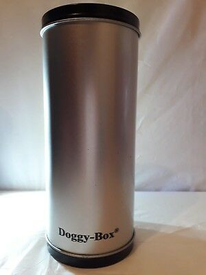 Doggy Poo Bag Treat Box Poop Storage Container Clean Dog Waste