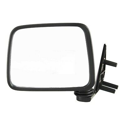 BRAND NEW MIRROR-GLASS~Pathfinder D21 LEFT DRIVER SIDE~DIRECT FIT~MANUAL