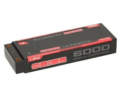 PA9307 Performa Racing Graphene HV Lipo Shorty 6000 7.6V 120C