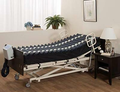 Confort zone alternating pressure with low air loss medical replacemen mattress