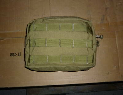 Genuine Usmc London Bridge Trading Lbt-6109B Large Utility Pouch C.brown New !!