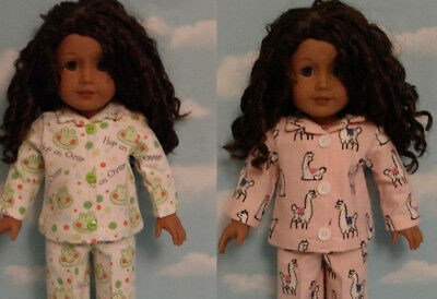 "Pajamas Doll Clothes for 18"" American Girl doll 404ab"