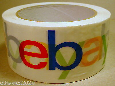 Packaging Tape Best Deal Official eBay Branded BOPP Shipping Supplies for Boxes
