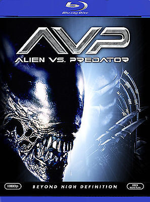 ALIEN VS PREDATOR (Blu-ray Disc, 2009) NEW