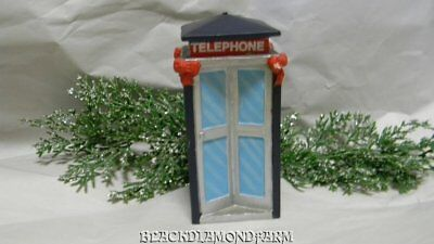 Coca-Cola Telephone Booth Town Square * 1996 *
