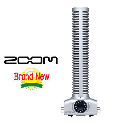 ZOOM☆Japan-SGH-6  Shotgun Microphone Capsule for H6 Recorder,Tracking JAIP.