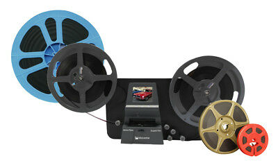"Wolverine MovieMaker-PRO: Up to 9"" 8mm and Super 8 Movie Reels to Digital"