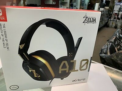 21fcc12dd4365a ASTRO Gaming A10 The Legend of Zelda: Breath of the Wild Headset Nintendo  Switch