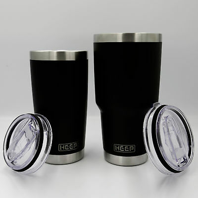 12/20/30OZ Tumbler Insulated Cup Stainless Steel Coffee Mug Double Wall Vacuum