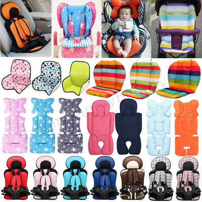Kid Stroller Pram Pushchair Warm Soft Car Seat Liner Cotton Pad Mat Cushion AU