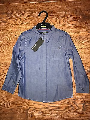 Autograph From Marks & Spencer Boys Shirt Age 3-4 Years Bnwt