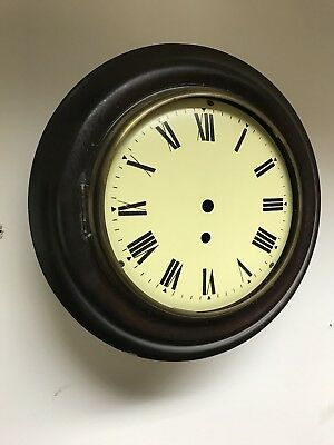 8 Inch Fusee Dial Clock Case.