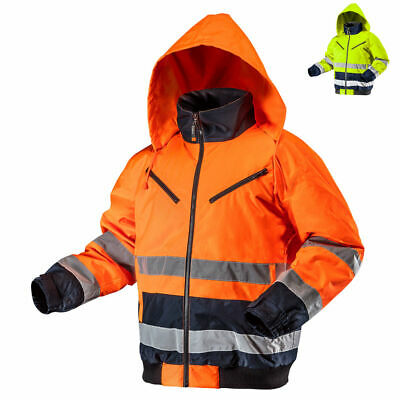 Thermo Protection Visibility Jacket en 20471 Warning Winter Work