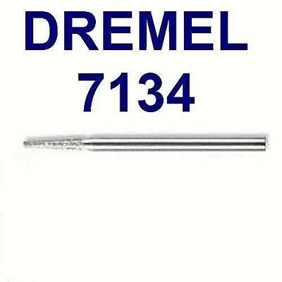 "5 New Dremel Diamond Wheel Point Bit #7134 3/32"" Shank Ships From Usa"