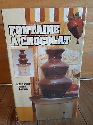 Fontaine a chocolat