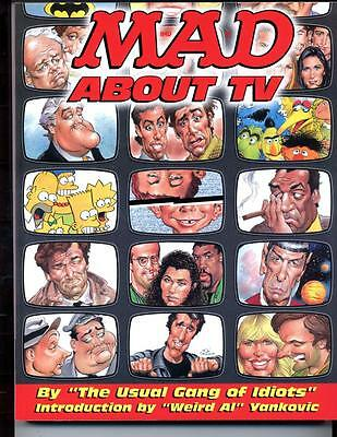 Mad About TV     First Print      1999