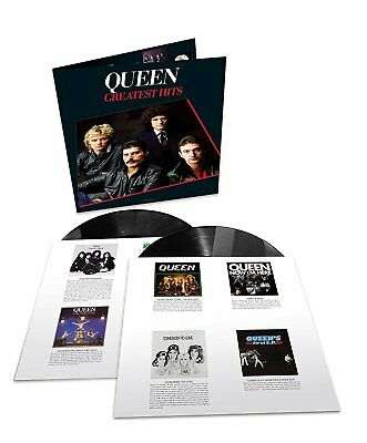 Queen Greatest Hits Vinyl LP New 2016 (UK)