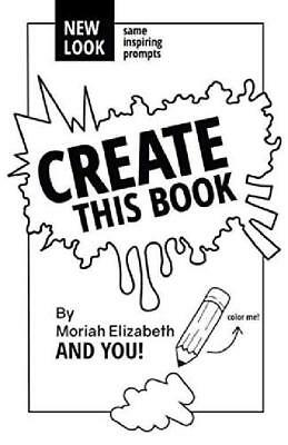 GIFT Create This Book Only 2 left!
