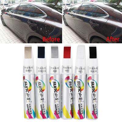 Applicator Touch Up Car Paint Repair  Scratch Clear Remover Coat Painting Pen