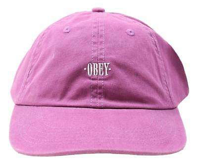 de871cf43aa OBEY WORLDWIDE MENS Hat Snapback corduroy one size hat Outline 6 ...
