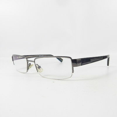 9e5870d456 Hugo Boss BOSS 0098 Semi-Rimless Y3707 Used Eyeglasses Glasses Frames -  Eyewear