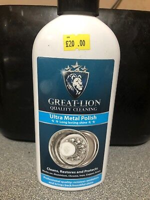 Great Lion Ultra Metal Polish Cheapest On Ebay