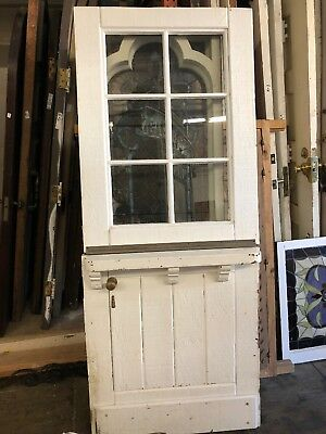 Farmhouse Dutch Door 78 X 32
