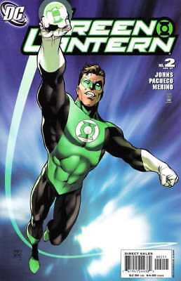 Green Lantern (2005 series) #2 in Near Mint condition. DC comics [*vd]